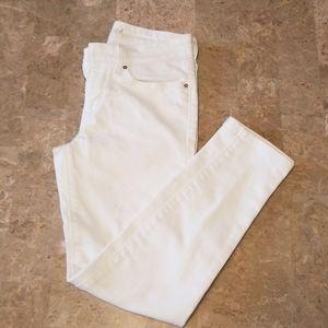 LEVI Strauss & CO white pants